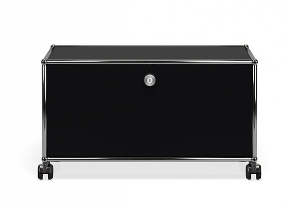 Meuble audio-visuel mobile 1 case