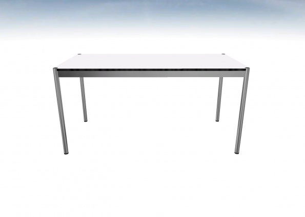 Table rectangulaire Haller