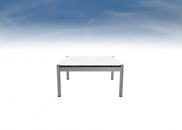 Table basse carrée Haller